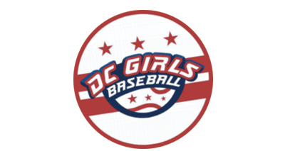 DC Girls Baseball logo