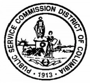 Logo for the Public Service Commission
