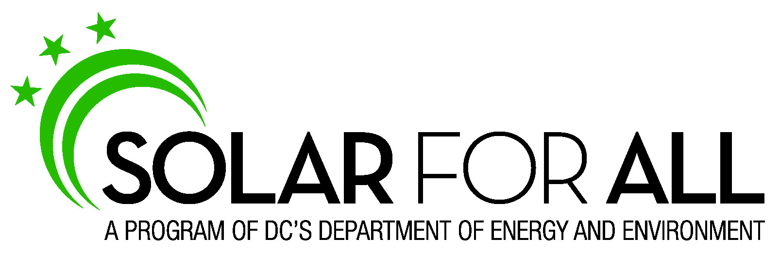 Solar for All Logo