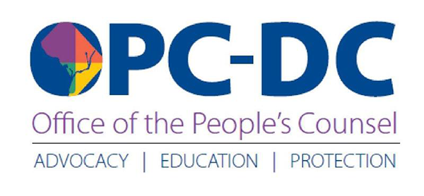DC Office of the People's Counsel logo