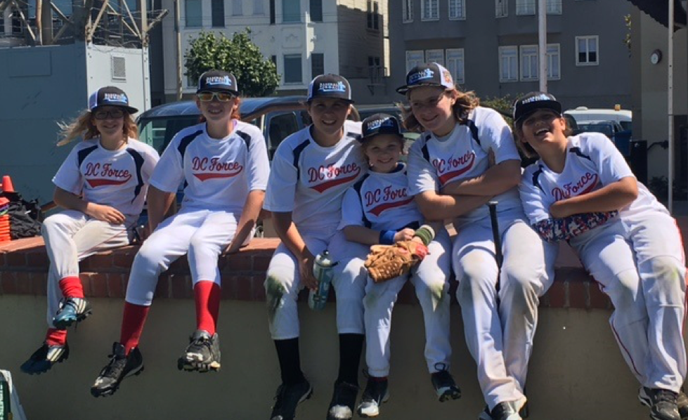 Ethos helps DC Girls win national baseball tournament